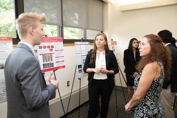 summer poster session